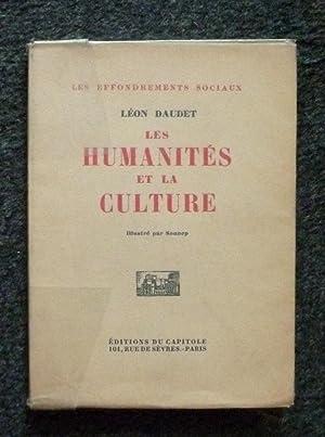 LES HUMANITES ET LA CULTURE: DAUDET (L.)