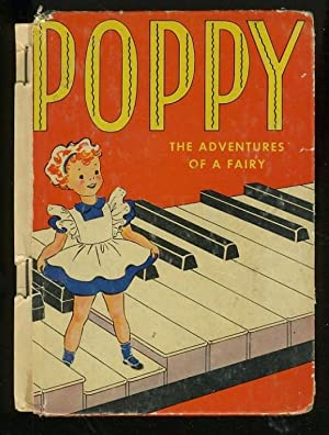 POPPY: THE ADVENTURES OF A FAIRY: perez-Guerra, Anne