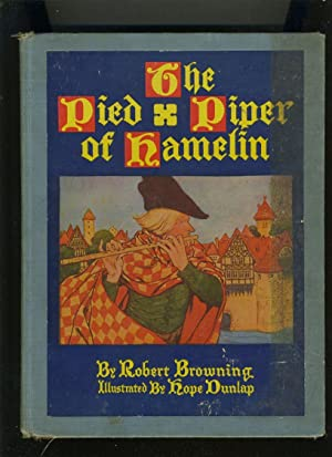 PIED PIPER OF HAMELIN: Browning, Robert