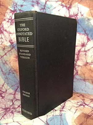 Oxford Annotated Bible, The: Revised Standard Edition
