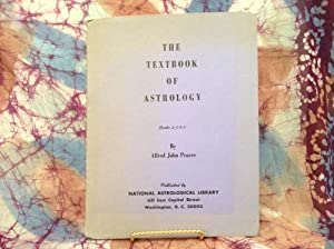 Textbook of Astrology, The: Books 2-3-4-5
