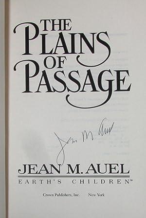 Plains of Passage : Earth's Children, Book: Auel, Jean M.