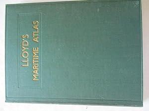 Lloyd's Maritime Atlas: The Shipping editor