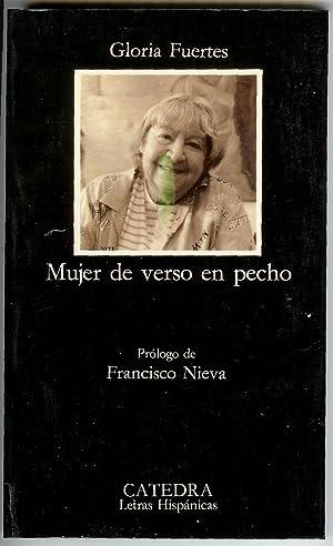 Mujer De Verso En Pecho: Fuertes, Gloria