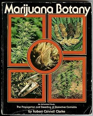 Marijuana Botany: Clarke, Robert Connell