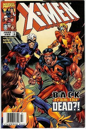 X-Men Volume 1 Number 89 June 1999: Alan Davis