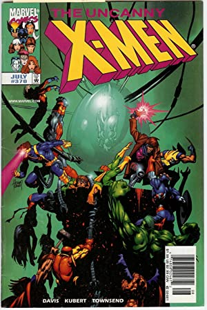 The Uncanny X-Men : Volume 1 Number: Davis Kubert Townsend