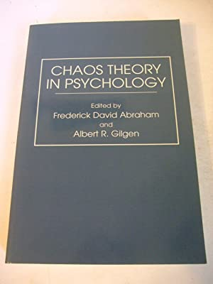 Chaos Theory in Psychology: Abraham, Frederick David