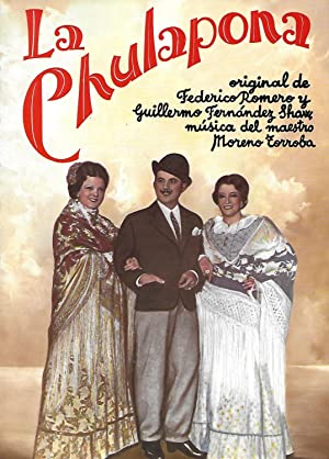 LA CHULAPONA: FEDERICO ROMERO Y