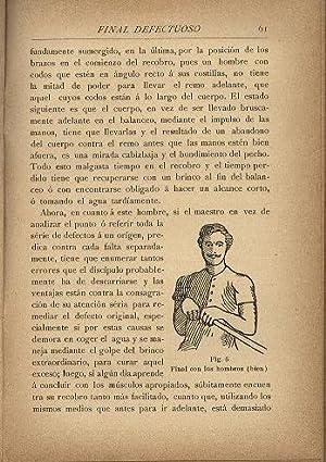 Del remo y training : Ilustrado: Woodgate, Walter Bradford