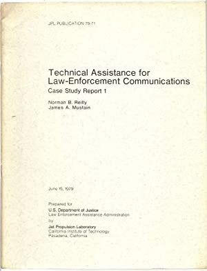 Technical Assistance for Law-Enforcement Communications: Case Study: Norman B. Reilly