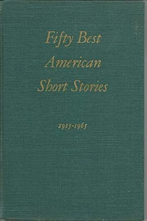 Fifty Best American Short Stories 1915-1965.: Martha Foley