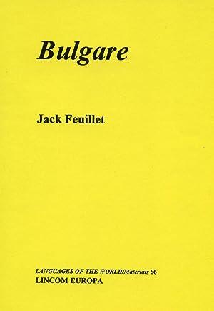 Bulgare: Feuillet, Jack