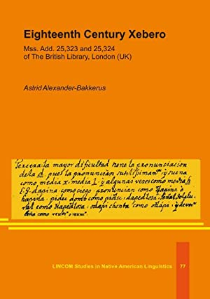 Eighteenth Century Xebero: Alexander-Bakkerus, Astrid