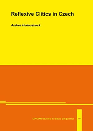 Reflexive Clitics in Czech: Hudouskova, Andrea