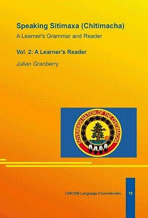 Speaking Sitimaxa II: Granberry, Julian
