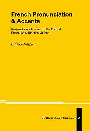 French Pronunciation & Accents: Canepari, Luciano