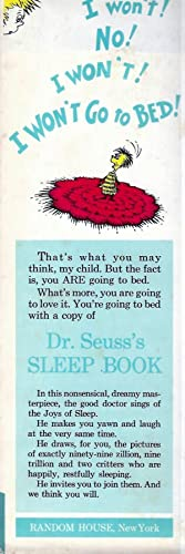 The Sleep Book: Dr. Seuss