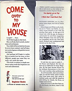 Come Over to My House: LeSieg, Theo (Dr. Seuss)