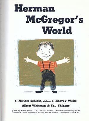 Herman McGregor's World: Schlein, Miriam