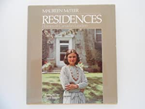 Residences: Homes of Canada's Leaders (signed by author and photographer)