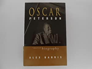 Oscar Peterson: A Musical Biography (signed)