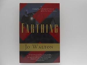 Farthing (signed): Walton, Jo