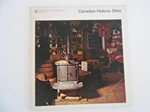 Canadian Historic Sites: Occasional Papers in Archaeology and History No. 5: Excavations at Lower...