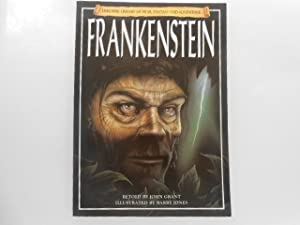 Frankenstein (Usborne Library of Fear, Fantasy and Adventure)