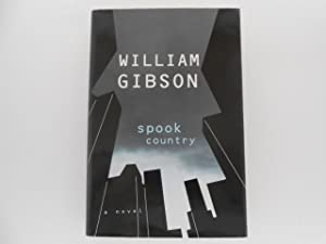 Spook Country (signed)