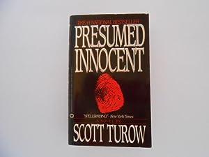 Presumed Innocent (signed): Turow, Scott