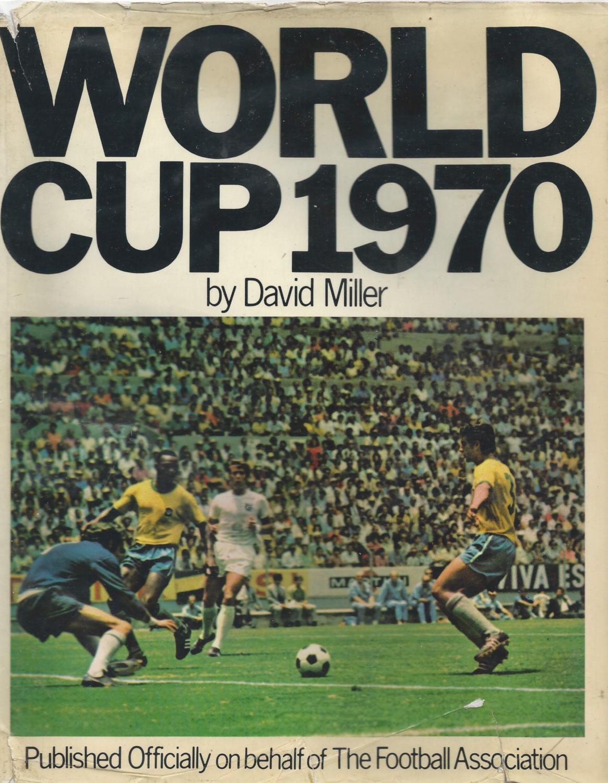 World Cup 1970 Miller, David