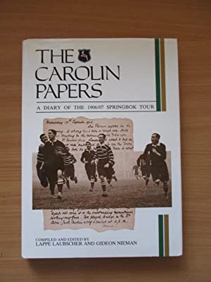 The Carolin Papers: Laubscher, Lappe &