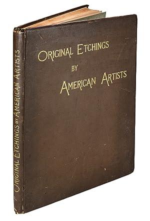 Original Etchings By American Artists