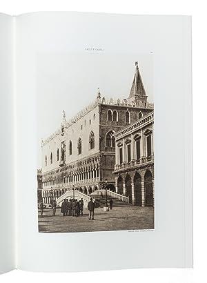 Calli e canali in Venezia: Ferdinando Ongania