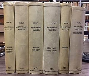 Testut L. Trattato di anatomia umana. 12