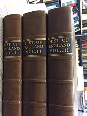 A complete History of England: With the lives of all the Kings and Queens. 3 vol