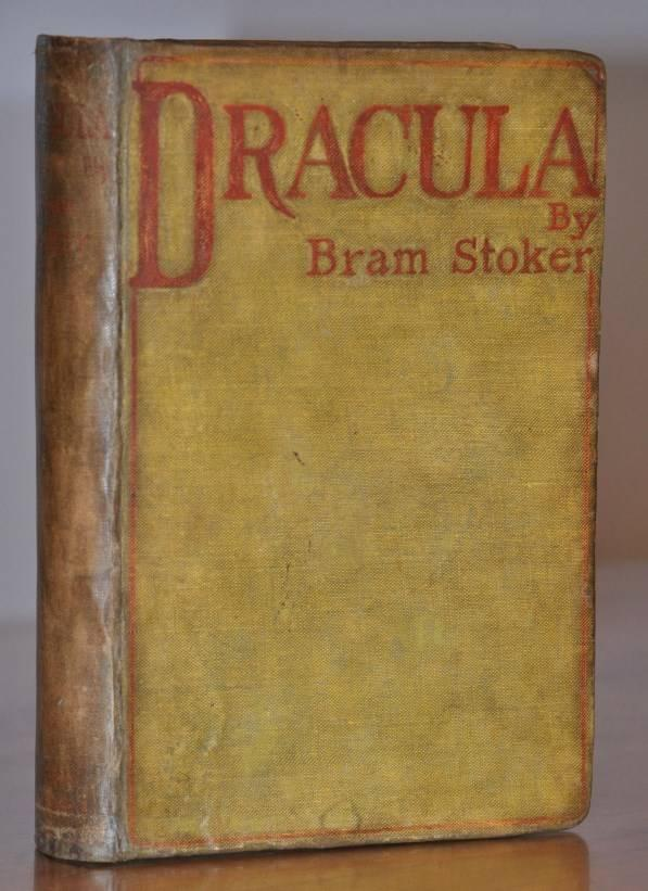 DRACULA (FIRST STATE OF THE FIRST EDITION): BRAM STOKER