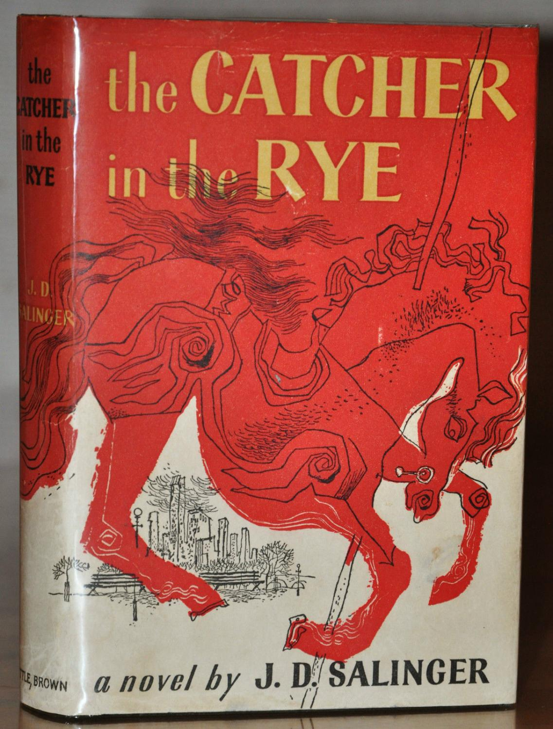 the catcher in the rye by j. d. salinger essay The theme of catcher in the rye by jd salinger in the novel catcher in the rye by jd salinger, the protagonist holden caulifield views the world as an evil corrupt place where there is no peace holden has a phony phobia that restricts him from becoming a fully matured adult.
