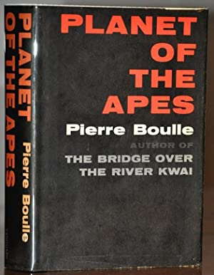 PLANET OF THE APES: PIERRE BOULLE