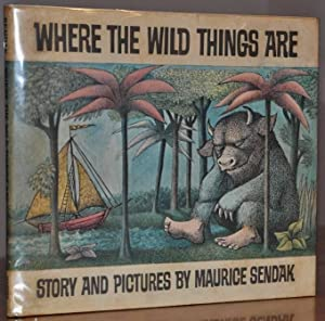 WHERE THE WILD THINGS ARE (in First: MAURICE SENDAK