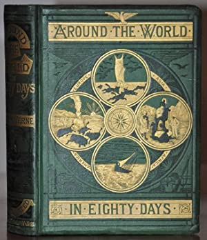 AROUND THE WORLD IN EIGHTY DAY (1873: JULES VERNE