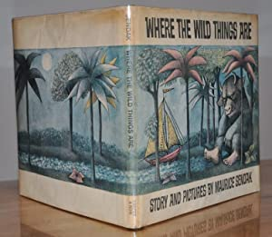 WHERE THE WILD THINGS ARE (SIGNED): MAURICE SENDAK
