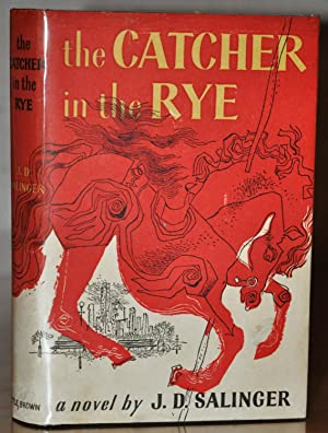 THE CATCHER IN THE RYE: J.D. SALINGER