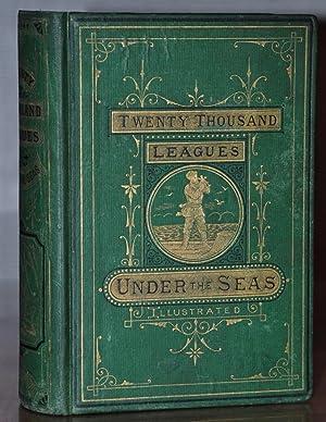 TWENTY THOUSAND LEAGUES UNDER THE SEAS: JULES VERNE