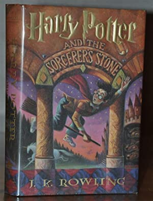 HARRY POTTER AND THE SORCERER'S STONE: J.K. ROWLING