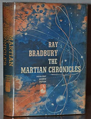 THE MARTIAN CHRONICLES (Flat Signed)