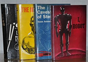 THE ROBOT SERIES (I ROBOT, THE CAVES OF STEEL, THE NAKED SUN, THE REST OF THE ROBOTS) ¿ ISAAC ASI...
