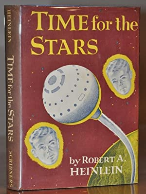 TIME FOR THE STARS (FLAT SIGNED TO THE TITLE PAGE)
