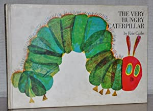 THE VERY HUNGRY CATERPILLAR (TRUE FIRST Edition,: ERIC CARLE